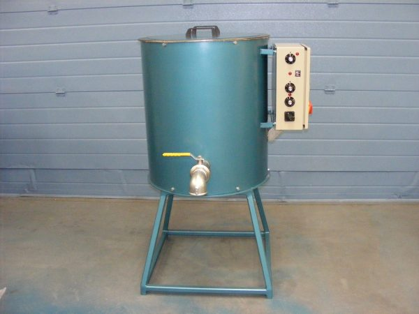 DPS50 Large Capacity Wax Melter, Large Capacity Wax/Vinyl/Glue Melters