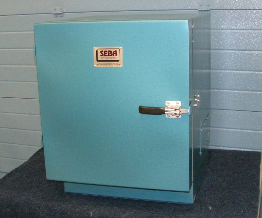 Oil Exploration - Custom Built Electric Bench Top Ovens