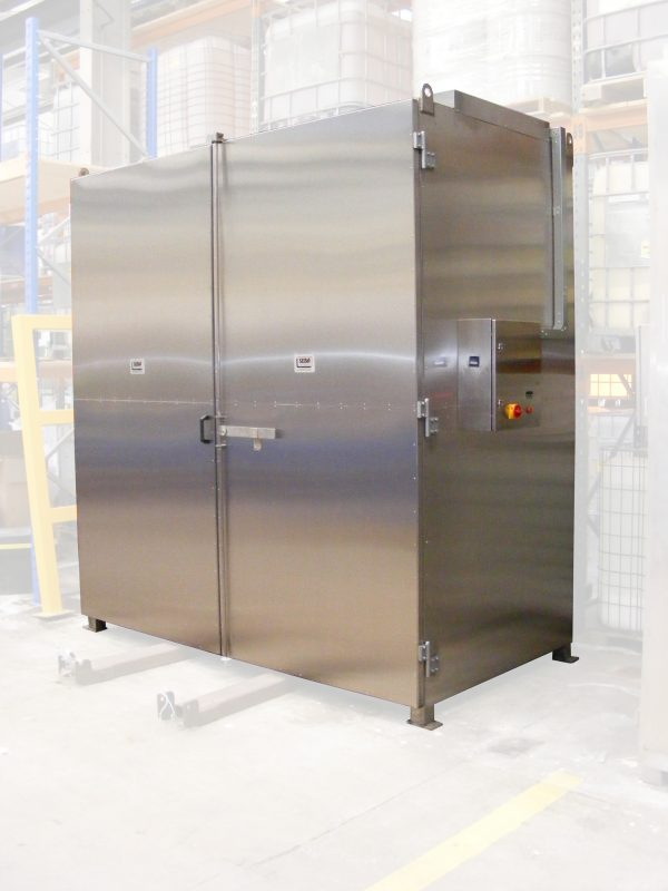 Stainless Steel Drying Oven, Custom Built Electric Free-Standing Ovens