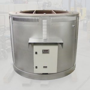 Large Capacity Metal Melters - Round Type TER