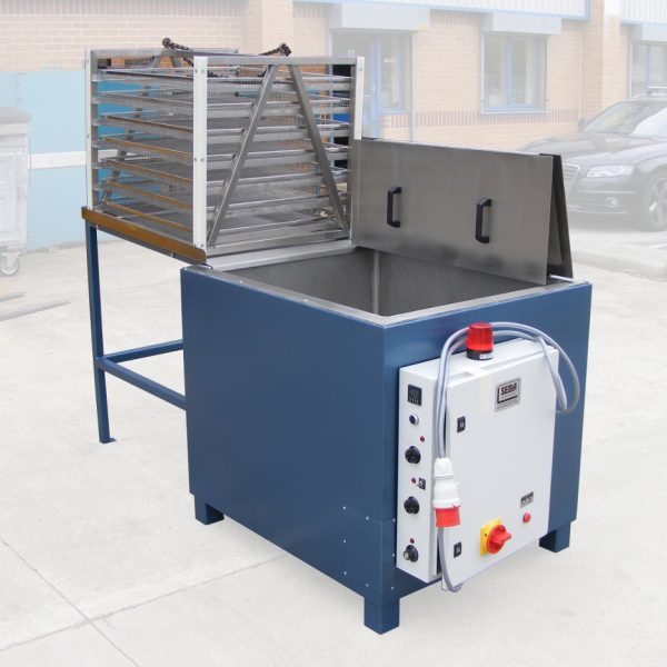 Custom Built Wax Melting Systems