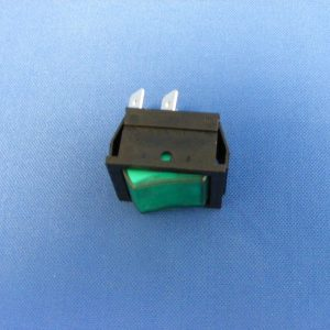 SN28442 Mains Switch (Green)