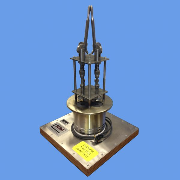 Custom Designed Electrically Heated Forming Tool