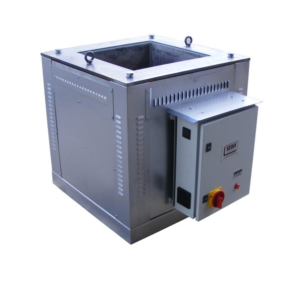 Large Capacity Metal Melters - Square Type TES