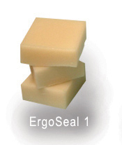 Ergoseal core encapsulation wax, hot dip wax, protective wax coating, Ergoseal 1