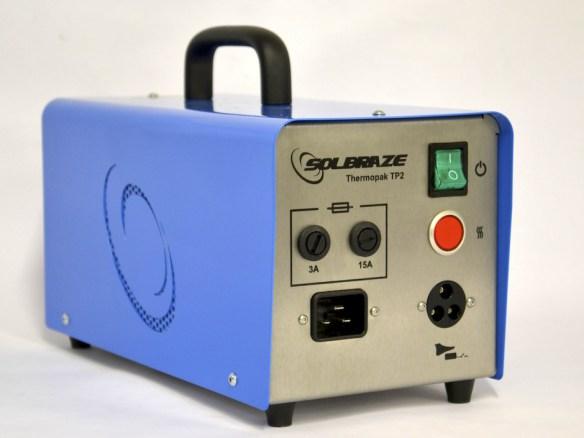 Solbraze Resistance Products TP2 Thermopak