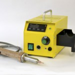 Solbraze Ultrasonic Products : Solsonic Soldering Iron