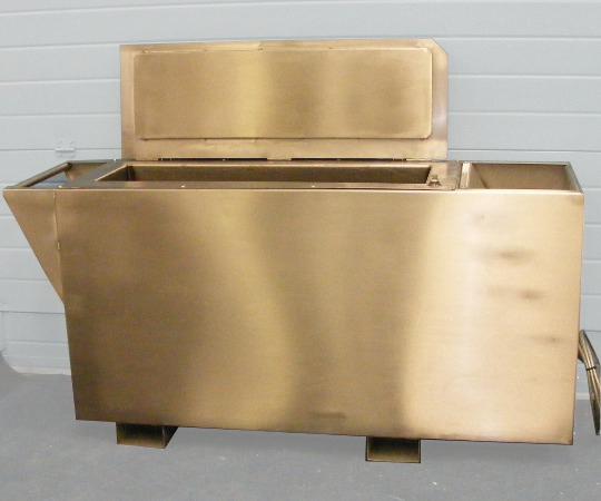 ATEX Certified Tile Heater